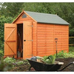 Supporting image for Security Shed - 8 x 6'