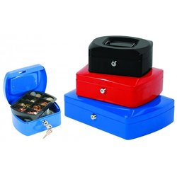 Supporting image for SPRINGFIELD 6 INCH CASH BOX BLACK