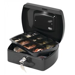 Supporting image for SPRINGFIELD 8 INCH CASH BOX BLACK
