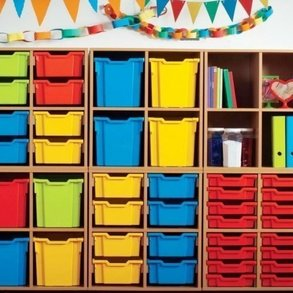 Supporting image for Classroom Storage