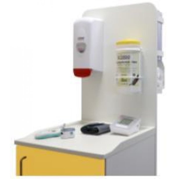 Supporting image for Infection Control Trolley - image #2